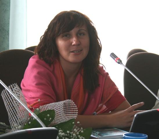 Анна  Чередниченко