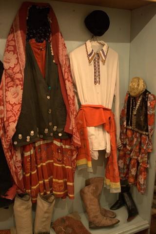 Одежда башкир