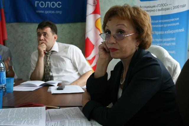 Юрий Гурман и Лариса Васильева