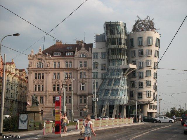 В Праге невозможно фотографировать
