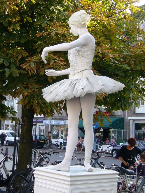 Всемирный фестиваль статуй