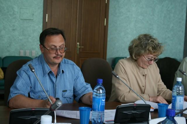 Владислав Писанов и Мария Соболь