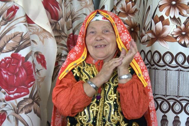 Бабушка Фарида