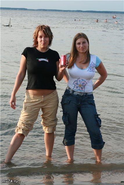 На озере Сугояк