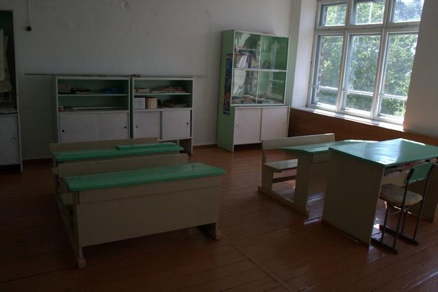 Школа деревни Азналино Сафакулевского района