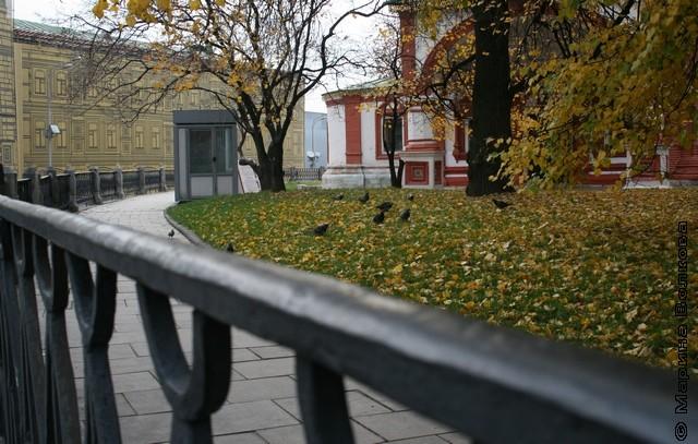 Осиротевшая Москва