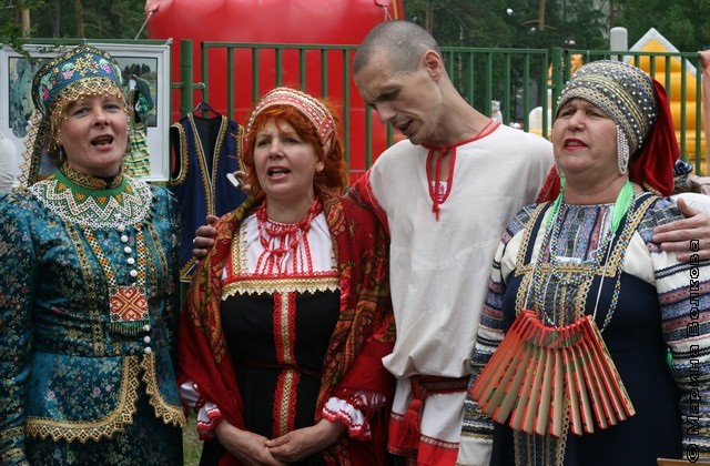 Лики традиционной культуры