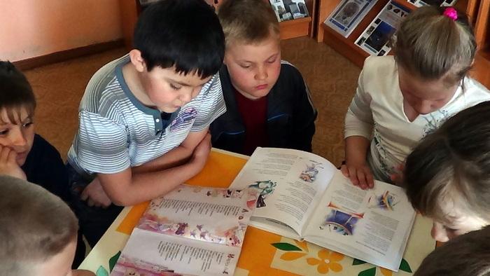 Неделя Н.П.Шилова в Сыртинской библиотеке Кизильского района