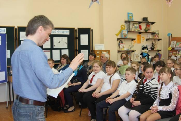 Уральский поэт понравился детям