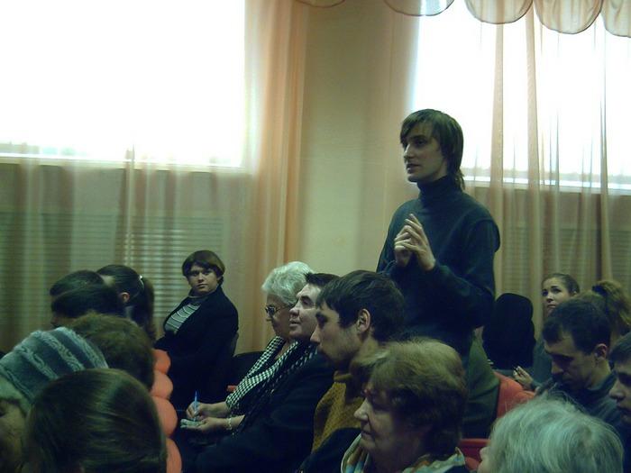 Презентация Энциклопедии УПШ в Троицке