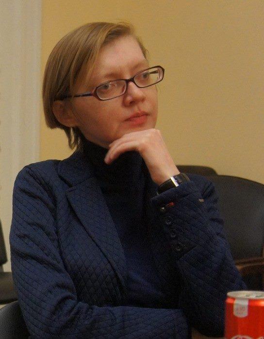 Жанна Галиева