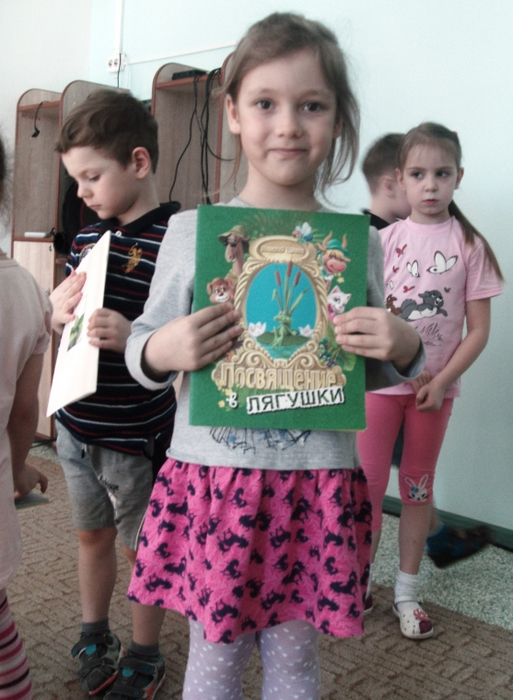Акция  «Шилову – Ура!» в детском саду № 337