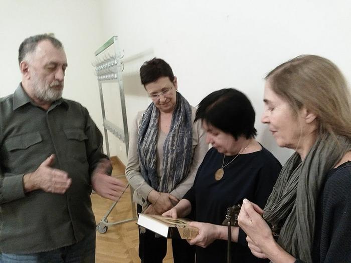 Презентация УПШ в Питере. Фоторепортаж.