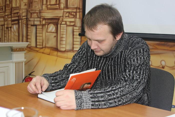 Встреча в «Библио-Глобусе» с Алексеем Сальниковым. Часть 2