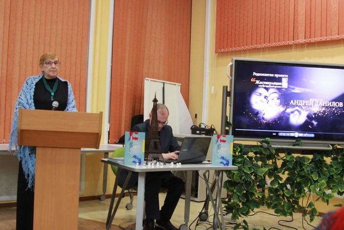«Жестикуляция» в Перми