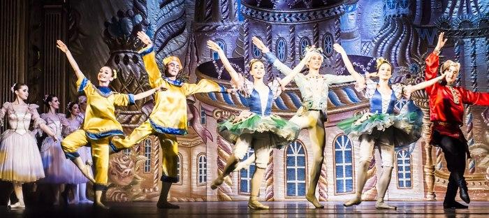 Балет «Щелкунчик» Московской труппы «Классический русский балет»