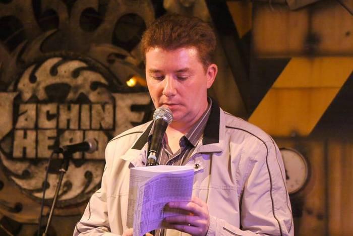 Неделя поэта Алексея Александрова