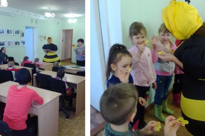 «Шилову - УРА!» в детской библиотеке Южноуральска