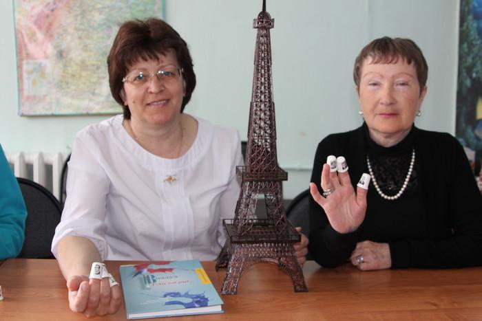 """Презентация книги """"Воздух чист..."""" в Париже и Фершампенуазе"""