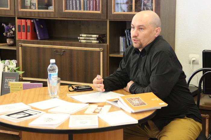 «Живые» опыты прочтения тольяттинского поэта Айвенго в Тольятти
