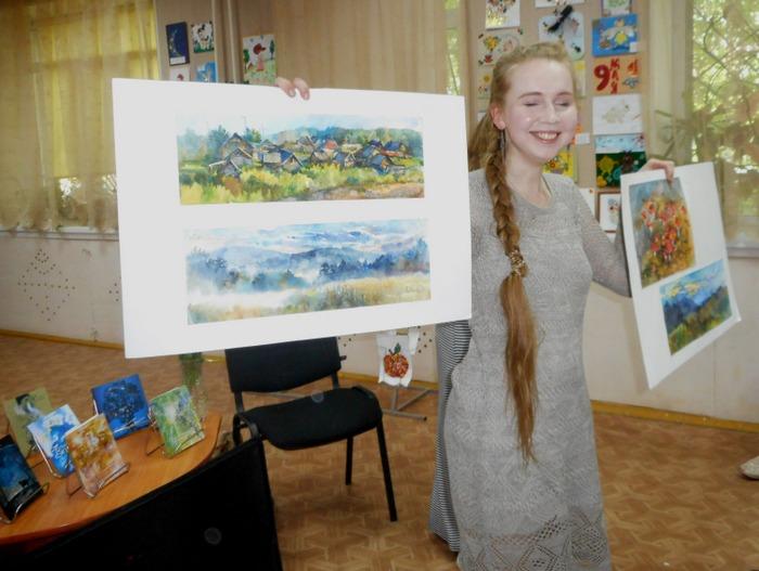 День открытых дверей в творчество Елены Тарасенко