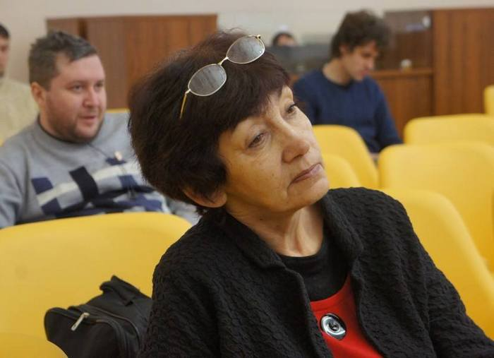 Ольга Евсюкова