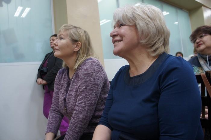 Встреча с Верой Кузьминой