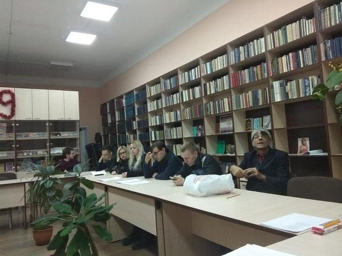 Презентация четвёртого тома «Антологии современной уральской поэзии» в Уфе