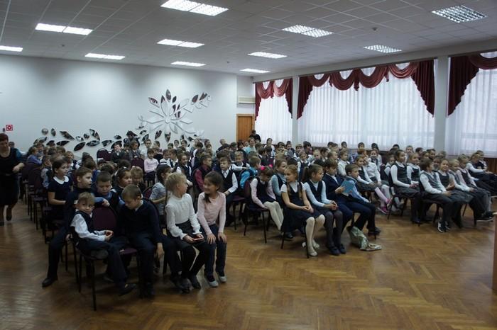 Читательские марафоны в Тольятти. Часть 5