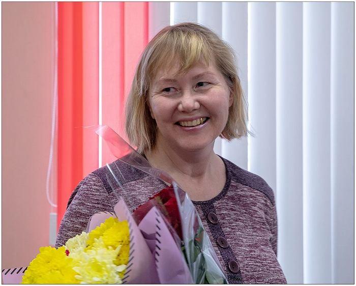 Встреча с Верой Кузьминой в Челябинске