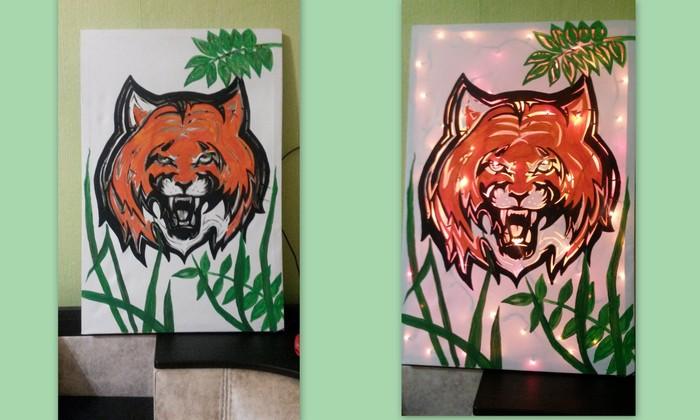 «Тигриная тропа» — творческий конкурс. Часть 3