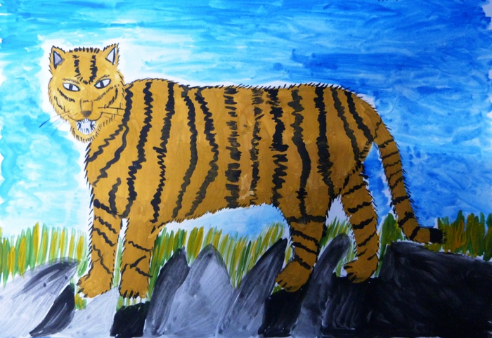 «Тигриная тропа» — творческий конкурс. Часть 8