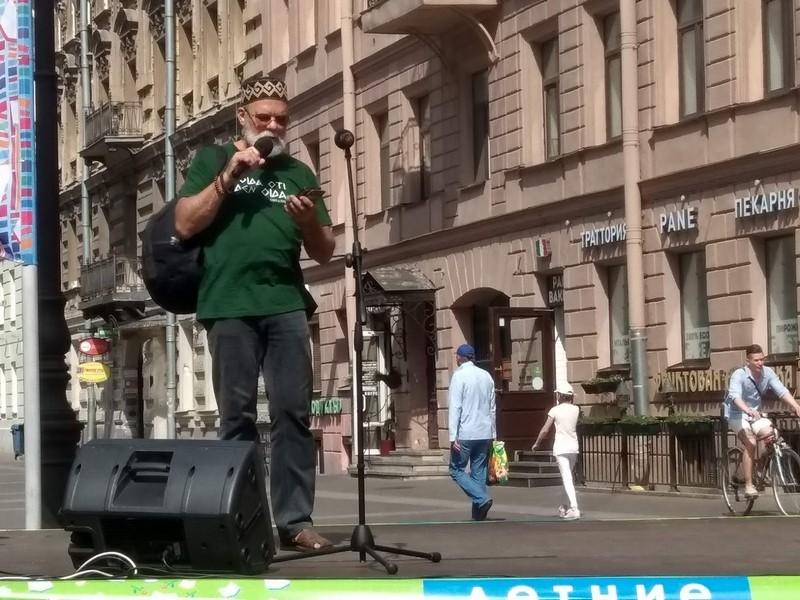 Петербургские мосты-2019