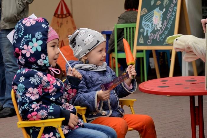Городской фестиваль «Челябинск читающий» на Кировке