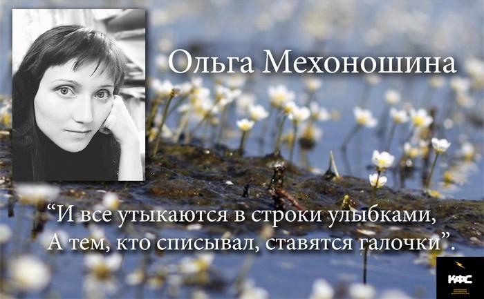 КФС. Ольга Мехоношина