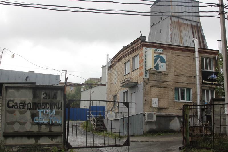 Улицы Достоевского и Островского