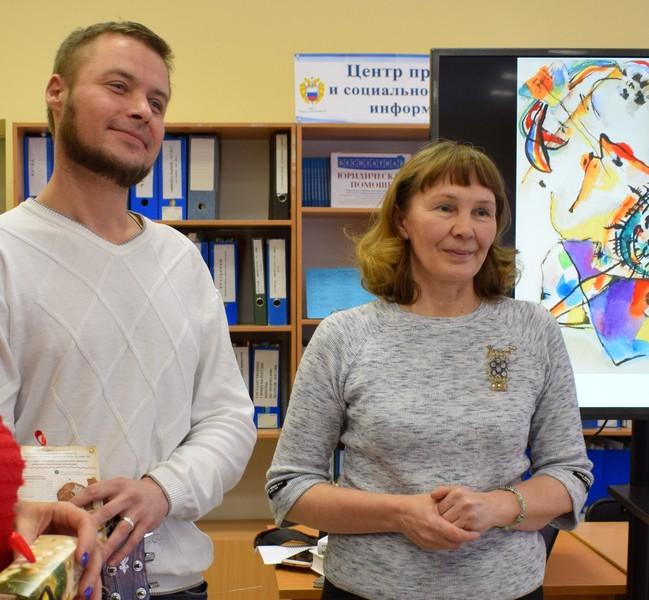 Александр Прохоров в Долгодеревенском