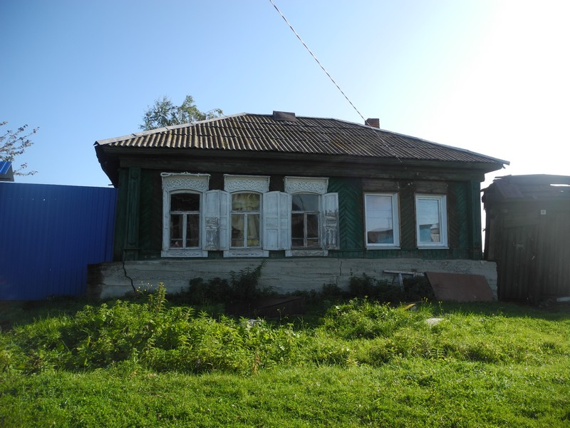 Касли, улица Некрасова и немного Луначарского