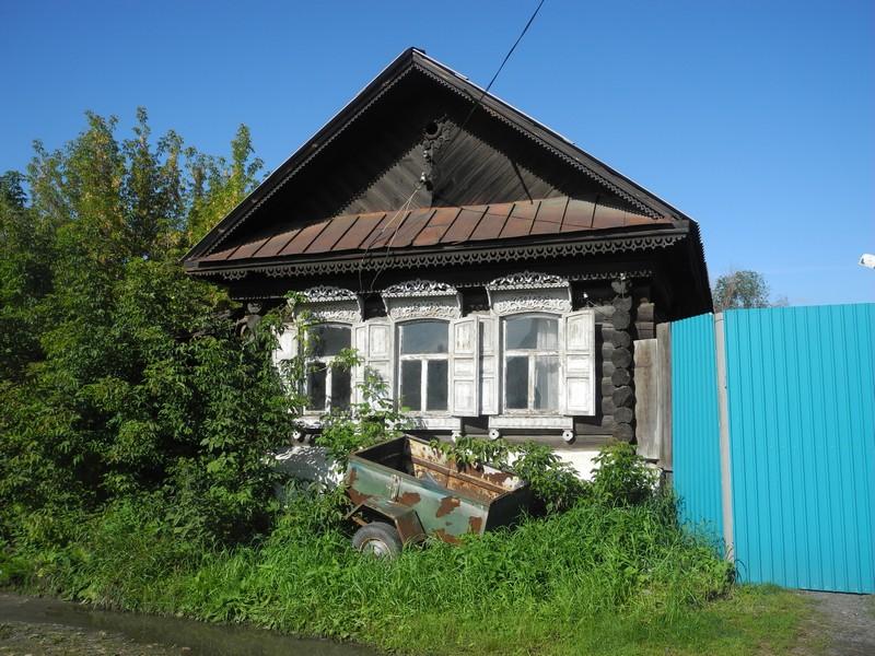 Касли, улица Толстого