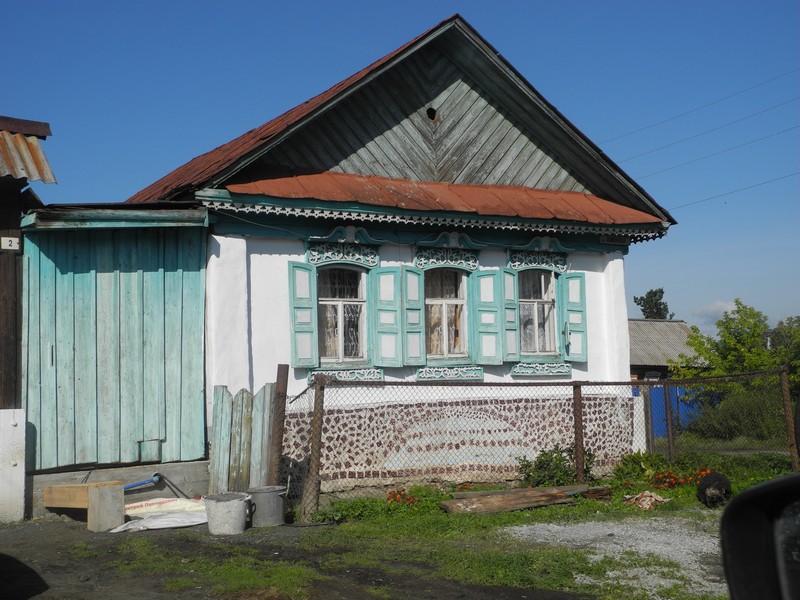 Касли, улица Ломоносова