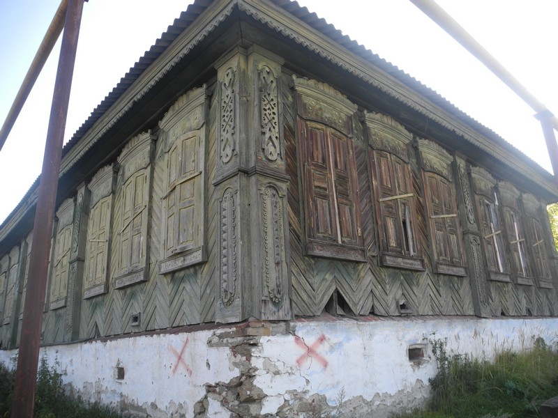 Касли, улица Шевченко