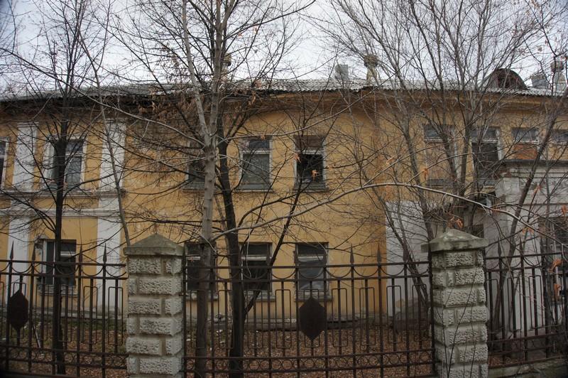 Улица Татьяничевой