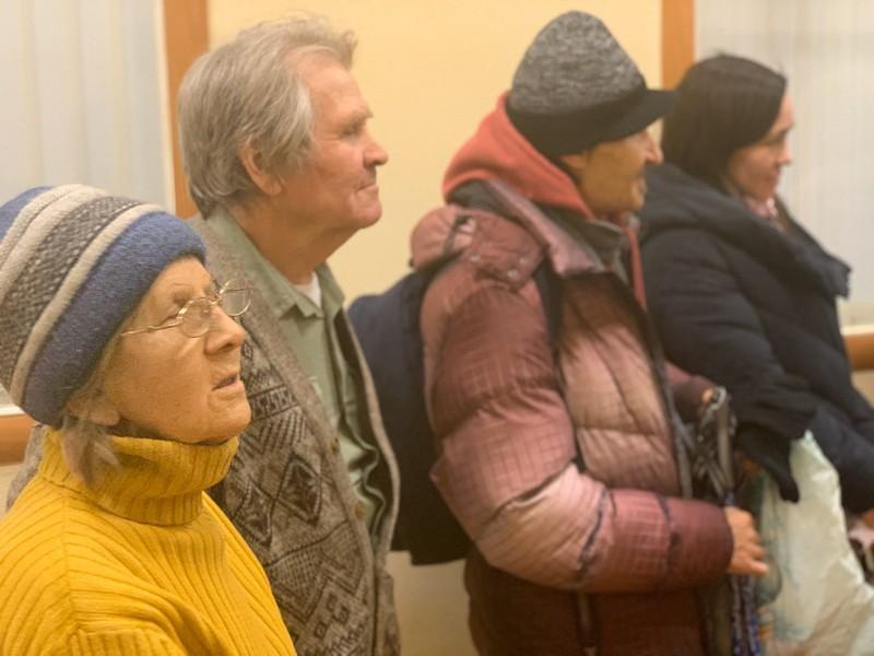 О Татьяничевой в библиотеке имени Татьяничевой