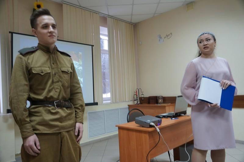 """""""Душа поэта"""" в Гоголевке"""