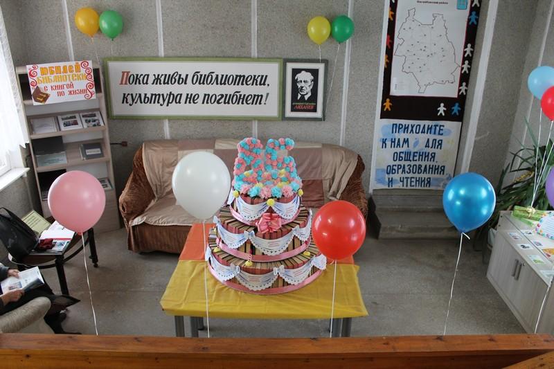 Дни рождения библиотек