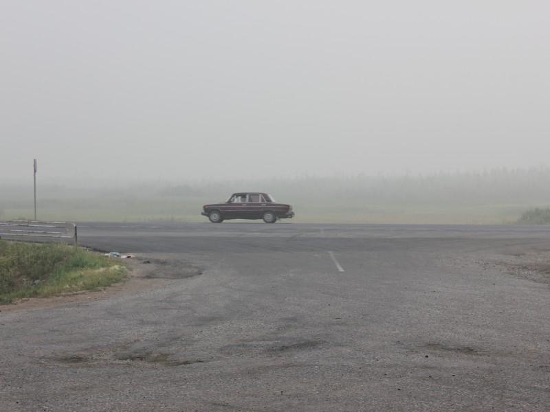 Дорога на Алтай