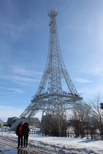 Париж проспали...