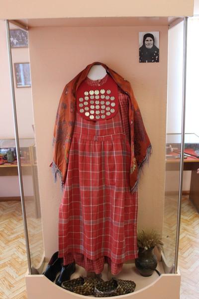 Музеи Нагайбакского района
