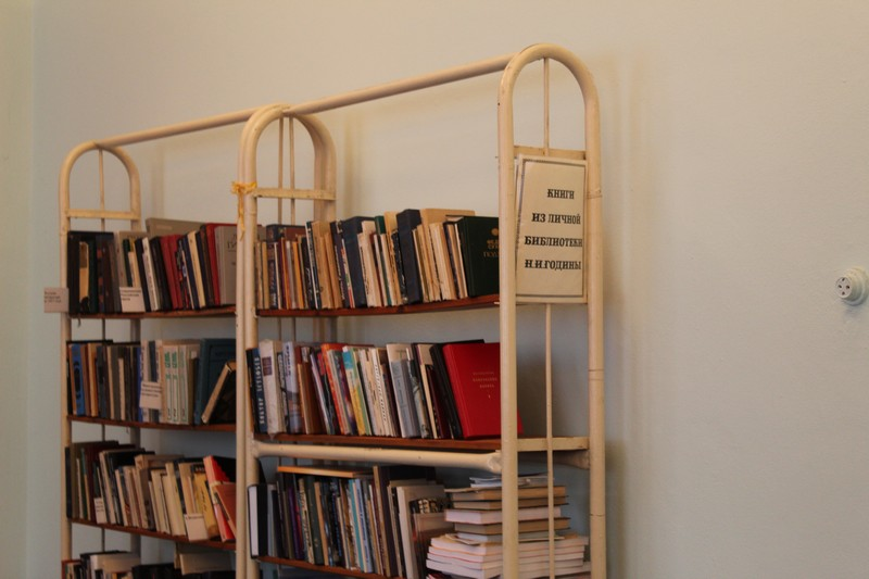 Библиотеки Миасса встречают автопробег