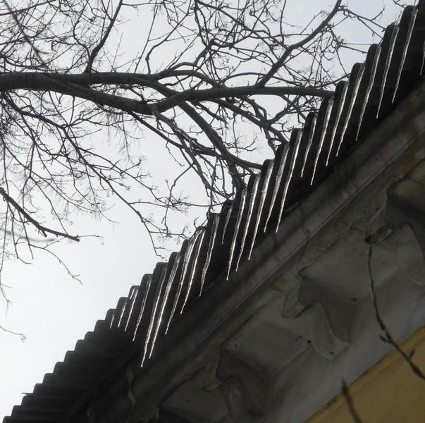 Весна на улице Правдухина